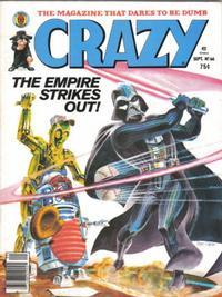 Cover Thumbnail for Crazy Magazine (Marvel, 1973 series) #66
