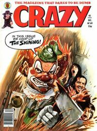 Cover Thumbnail for Crazy Magazine (Marvel, 1973 series) #69
