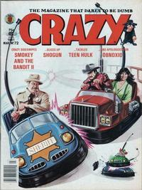 Cover Thumbnail for Crazy Magazine (Marvel, 1973 series) #72