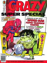 Cover Thumbnail for Crazy Magazine (Marvel, 1973 series) #73