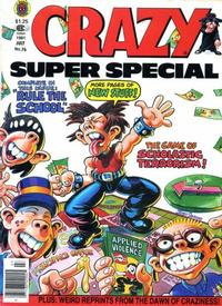 Cover Thumbnail for Crazy Magazine (Marvel, 1973 series) #76