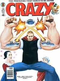 Cover Thumbnail for Crazy Magazine (Marvel, 1973 series) #77