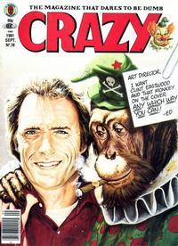 Cover Thumbnail for Crazy Magazine (Marvel, 1973 series) #78