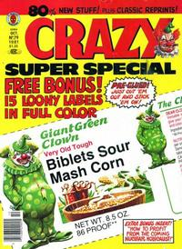Cover Thumbnail for Crazy Magazine (Marvel, 1973 series) #79