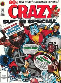 Cover Thumbnail for Crazy Magazine (Marvel, 1973 series) #82