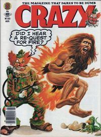 Cover Thumbnail for Crazy Magazine (Marvel, 1973 series) #89