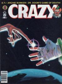 Cover Thumbnail for Crazy Magazine (Marvel, 1973 series) #93