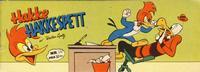Cover Thumbnail for Hakke Hakkespett (Serieforlaget / Se-Bladene / Stabenfeldt, 1957 series) #16 [1957]
