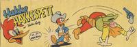 Cover Thumbnail for Hakke Hakkespett (Serieforlaget / Se-Bladene / Stabenfeldt, 1957 series) #34/1958