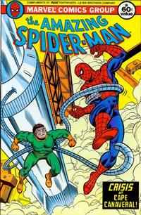 Cover Thumbnail for The Amazing Spider-Man (Marvel, 1982 series)