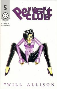 Cover Thumbnail for Pervert Club (A.M.Works, 1995 series) #5