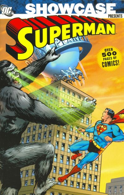 Cover for Showcase Presents Superman (DC, 2005 series) #2