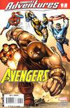 Cover for Marvel Adventures The Avengers (Marvel, 2006 series) #7