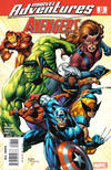 Cover for Marvel Adventures The Avengers (Marvel, 2006 series) #8
