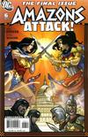 Cover for Amazons Attack (DC, 2007 series) #6