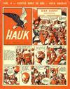 Cover for Hauk (Serieforlaget / Se-Bladene / Stabenfeldt, 1955 series) #4/1957