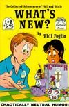 Cover for What's New? The Collected Adventures of Phil and Dixie (Palliard Press, 1991 series) #1