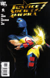 Cover for Justice Society of America (DC, 2007 series) #6 [Alex Ross Cover]