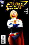 Cover for Justice Society of America (DC, 2007 series) #9 [Alex Ross Cover]