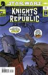 Cover for Star Wars Knights of the Old Republic (Dark Horse, 2006 series) #18