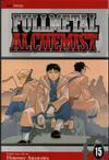 Cover for Fullmetal Alchemist (Viz, 2005 series) #15