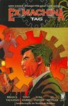 Cover for Ex Machina (DC, 2005 series) #2 - Tag