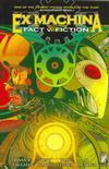 Cover for Ex Machina (DC, 2005 series) #3 - Fact v. Fiction