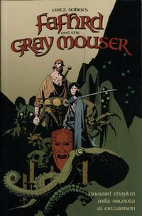 Cover Thumbnail for Fritz Leiber's Fafhrd and the Gray Mouser (Dark Horse, 2007 series)