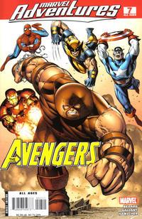 Cover Thumbnail for Marvel Adventures The Avengers (Marvel, 2006 series) #7