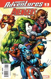 Cover Thumbnail for Marvel Adventures The Avengers (Marvel, 2006 series) #8