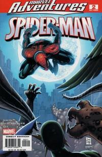 Cover for Marvel Adventures Spider-Man (Marvel, 2005 series) #2 [Direct Edition]