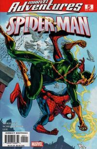 Cover Thumbnail for Marvel Adventures Spider-Man (Marvel, 2005 series) #5