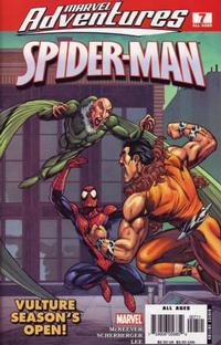 Cover Thumbnail for Marvel Adventures Spider-Man (Marvel, 2005 series) #7