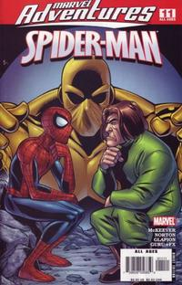 Cover Thumbnail for Marvel Adventures Spider-Man (Marvel, 2005 series) #11 [Direct Edition]