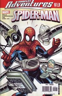Cover Thumbnail for Marvel Adventures Spider-Man (Marvel, 2005 series) #15 [Direct Edition]