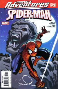 Cover for Marvel Adventures Spider-Man (Marvel, 2005 series) #17