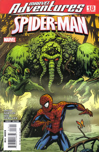 Cover Thumbnail for Marvel Adventures Spider-Man (Marvel, 2005 series) #18