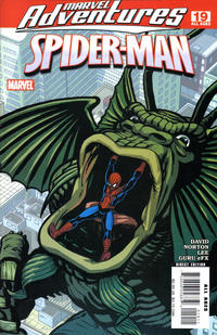 Cover Thumbnail for Marvel Adventures Spider-Man (Marvel, 2005 series) #19