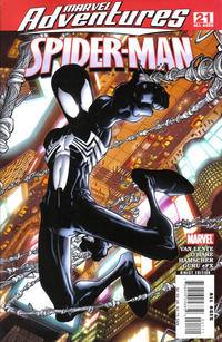 Cover Thumbnail for Marvel Adventures Spider-Man (Marvel, 2005 series) #21