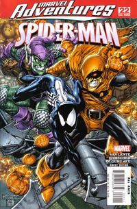Cover Thumbnail for Marvel Adventures Spider-Man (Marvel, 2005 series) #22