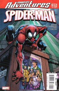 Cover for Marvel Adventures Spider-Man (Marvel, 2005 series) #25