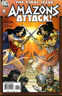 Cover Thumbnail for Amazons Attack (DC, 2007 series) #6