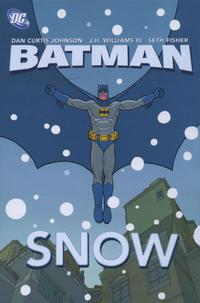 Cover Thumbnail for Batman: Snow (DC, 2007 series)
