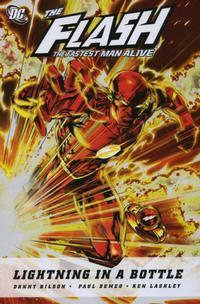 Cover Thumbnail for The Flash: The Fastest Man Alive: Lightning in a Bottle (DC, 2007 series)