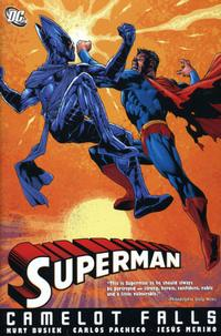 Cover Thumbnail for Superman: Camelot Falls (DC, 2007 series) #1