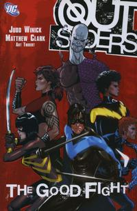 Cover Thumbnail for Outsiders: The Good Fight (DC, 2007 series)
