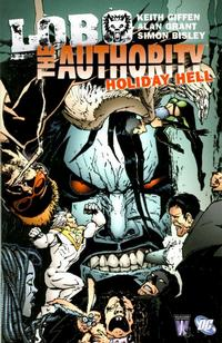 Cover Thumbnail for The Authority / Lobo: Holiday Hell (DC, 2006 series)