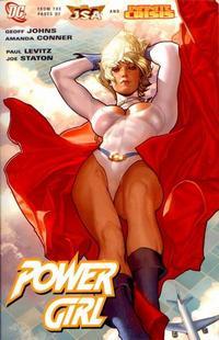 Cover Thumbnail for Power Girl (DC, 2006 series)