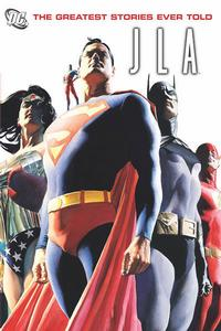 Cover Thumbnail for JLA: The Greatest Stories Ever Told (DC, 2006 series)