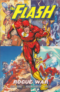 Cover Thumbnail for The Flash (DC, 2002 series) #[7] - Rogue War